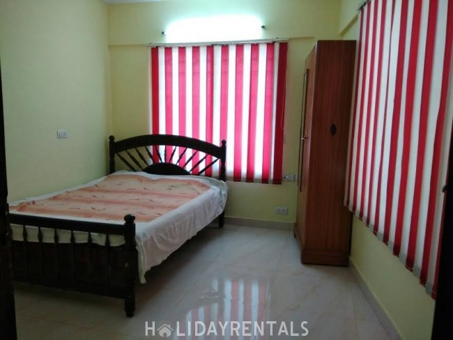 2 Bedroom Non A C Flat , Trivandrum