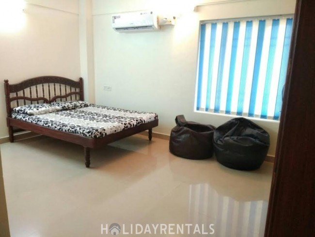 2 Bedroom A C Flat , Trivandrum