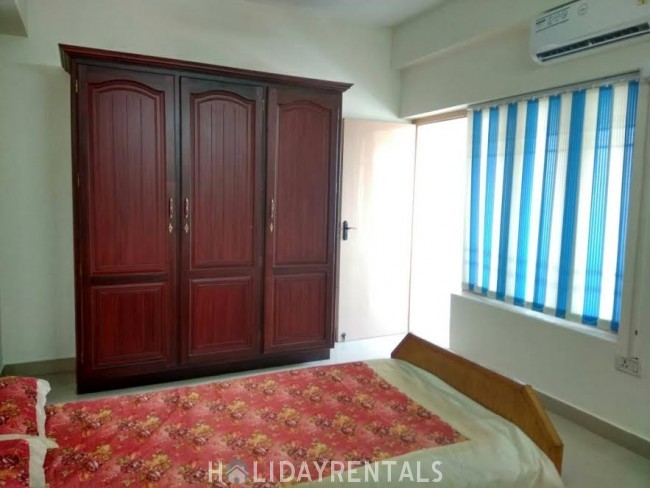 2 Bedroom A C Flat , Trivandrum