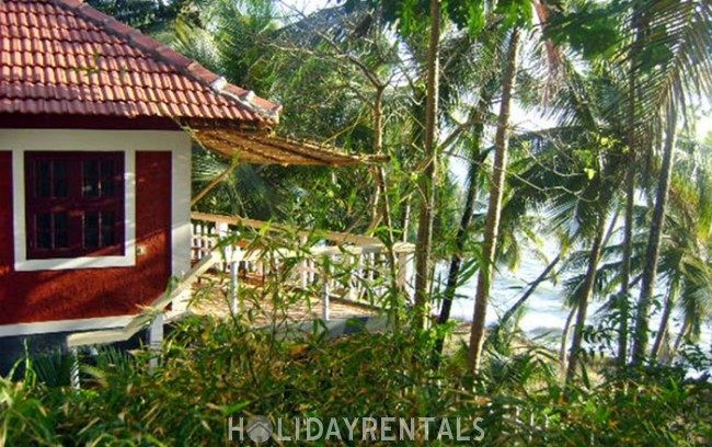 Adikadalayi Beach facing Villa, Kannur