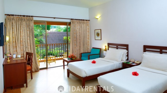 Forest View Stay, Thekkady