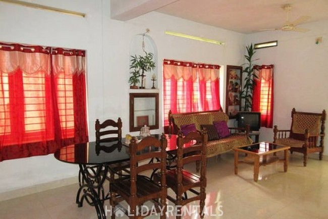 Tranquil Holiday Home, Thekkady