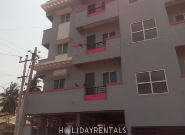 2 Bedroom Flat, Pondicherry