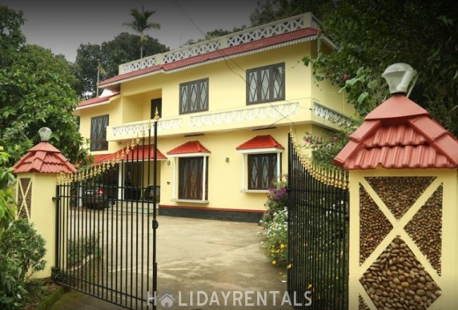 6 Bedroom Holiday Home, Idukki