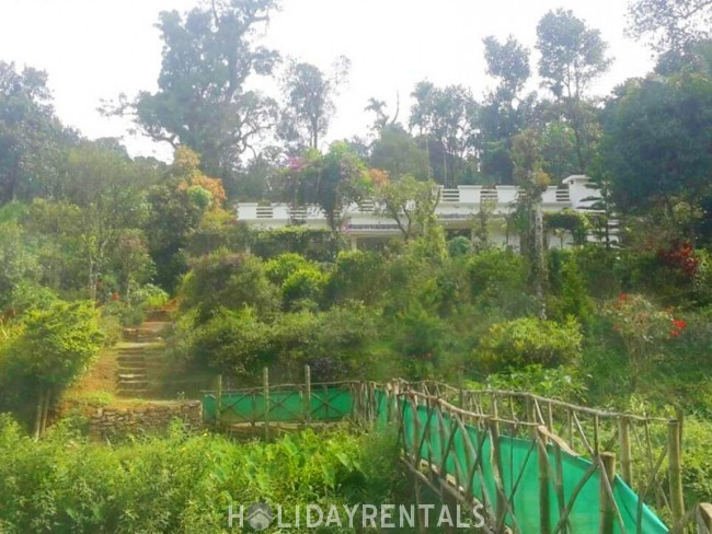 Garden View Holiday home, Idukki