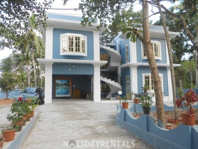 4 Bedroom Holiday Home, Trivandrum