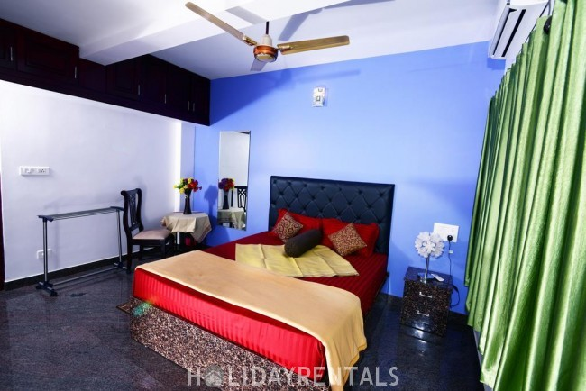 3 Bedroom Apartment, Trivandrum
