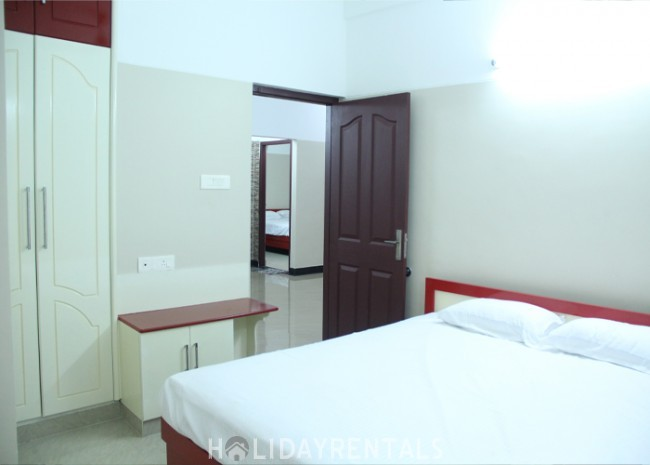 Service Apartments Near A.K.G. Center, Trivandrum