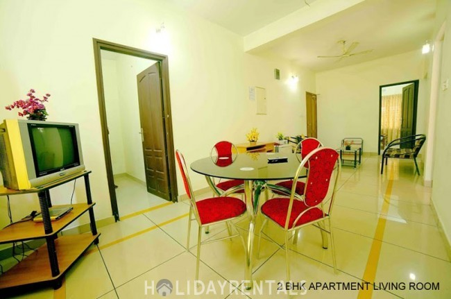 Holiday Flat , Kochi