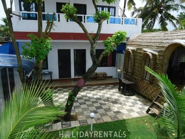 Seashore Holiday Stay, Alleppey
