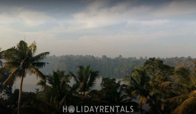 3 Bedroom Holiday Home, Alleppey