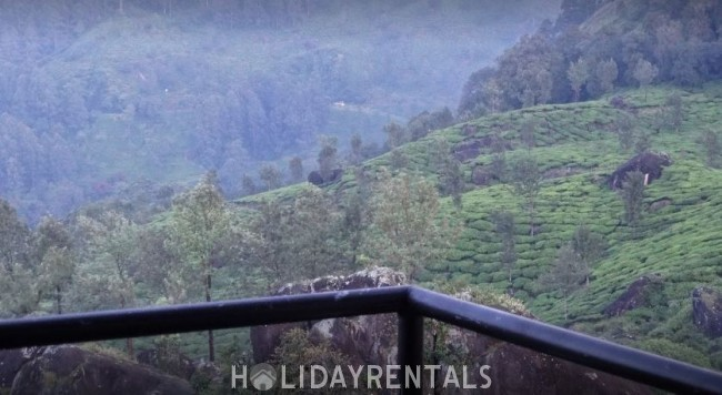 Stay Near Pothamedu View Point, Idukki