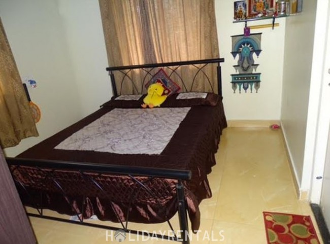Fully furnished A C 2 BHK , Kolad