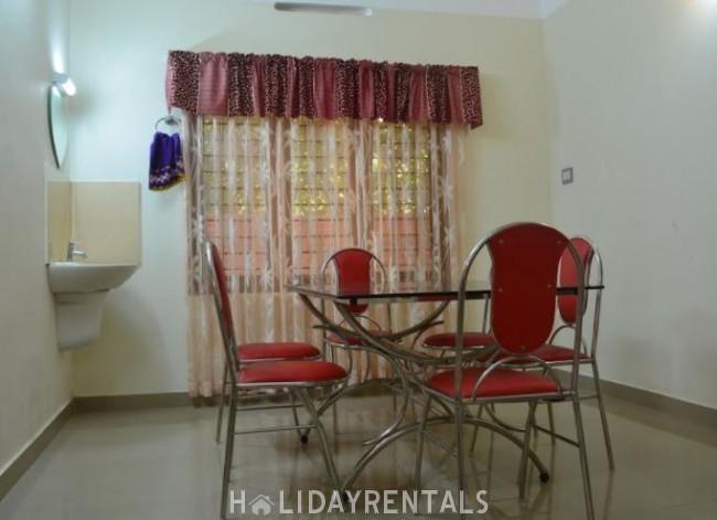 1 Bedroom And 2 Bedroom Flat, Trivandrum