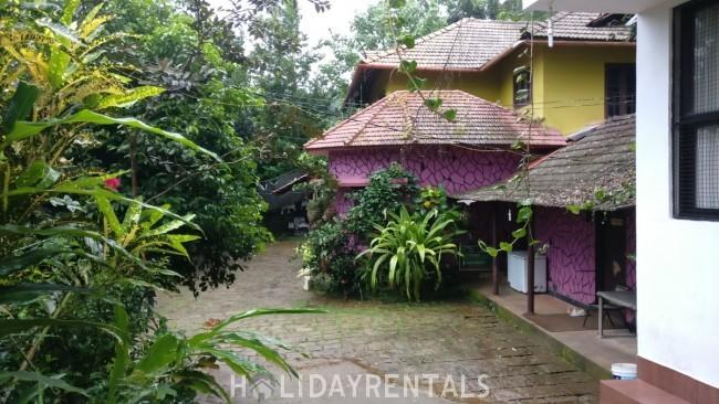 4 Bedroom Cottage, Wayanad