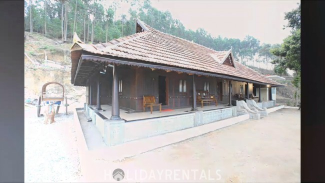 Valley View Heritage Home, Idukki