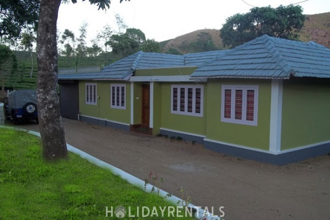 Misty View Cottages, Idukki