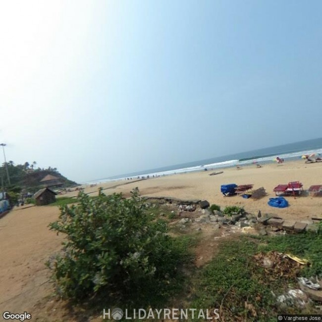 Beach Side Holiday Stay, Trivandrum