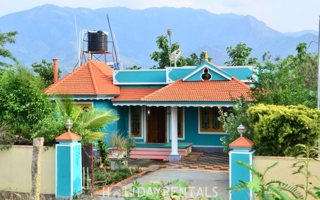 3 Bedroom Holiday Home, Idukki