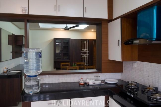 Service Apartments Near Hilton Garden, Trivandrum