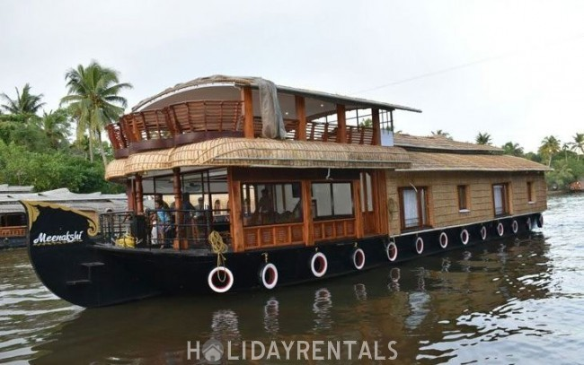 2 Bedroom House Boat, Kottayam