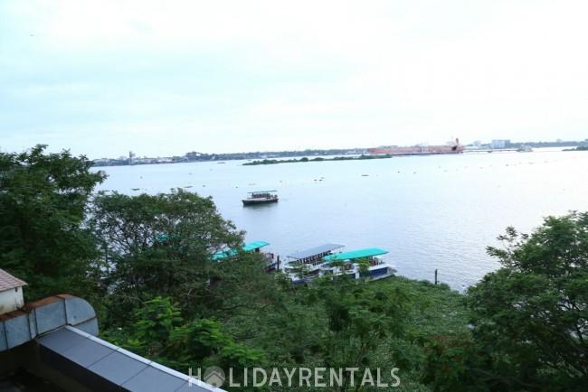 3 BHK Flat in Marine Drive, Kochi