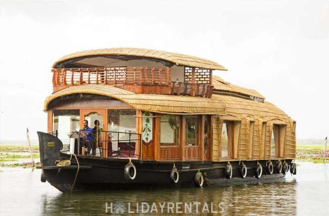 7 Bedroom Houseboat, Kottayam