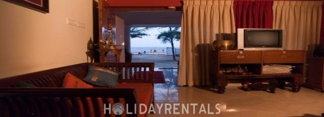 Sea Facing Holiday Home, Trivandrum
