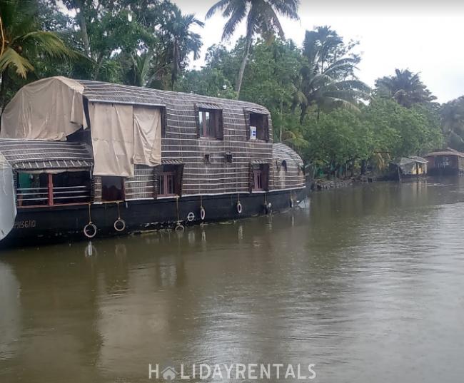 Houseboats, Kottayam