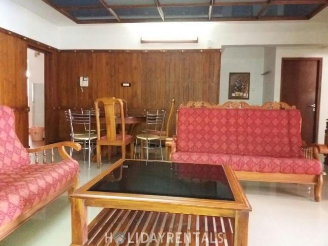 2 Bedroom A C Flat, Kochi
