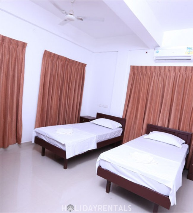 1 And 2 Bedroom Apartment, Pathanamthitta
