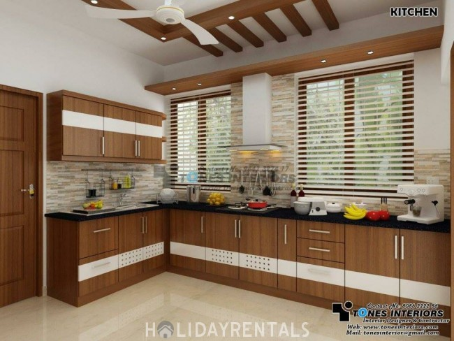 3 Bedroom Flat, Kottayam