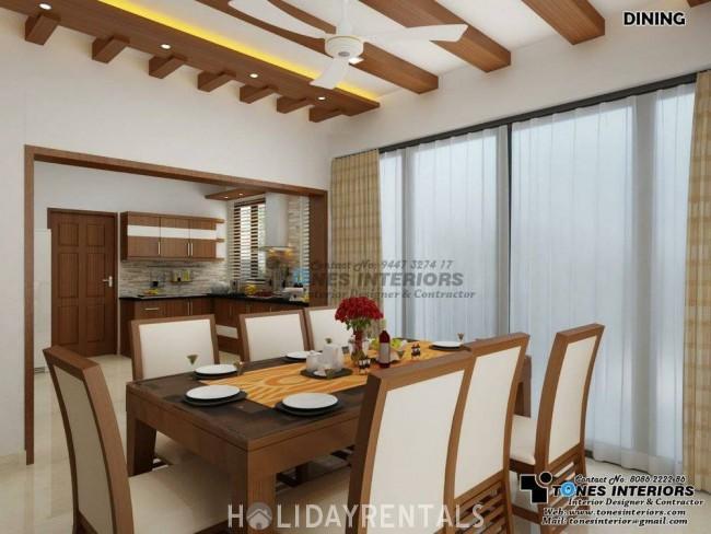 3 Bedroom Flat, Kottayam