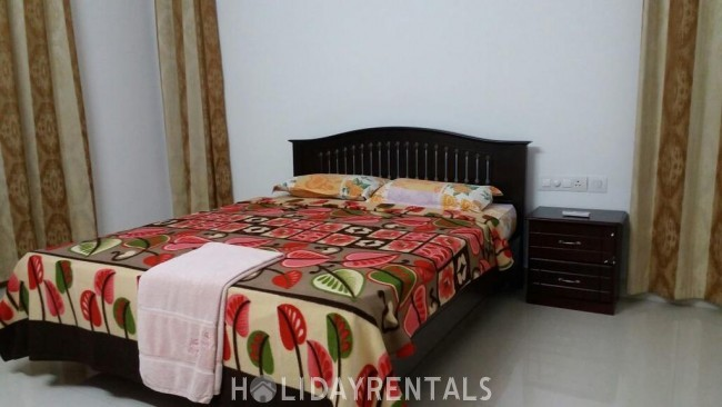 3 Bedroom Holiday Home, Ernakulam