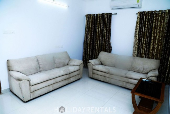 3 Bedroom Holiday Home, Ernakulam