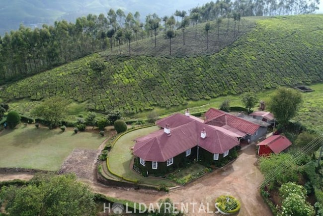 Tea Plantation View Bungalow, Idukki