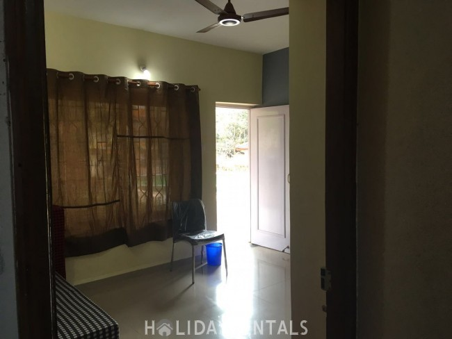 Homely 1BHK Fully Furnished Apartment, Anjuna