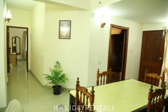 Apartment in Vazhuthacaud, Trivandrum