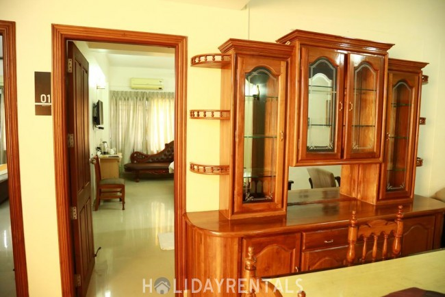 Apartment in Vazhutacaud, Trivandrum