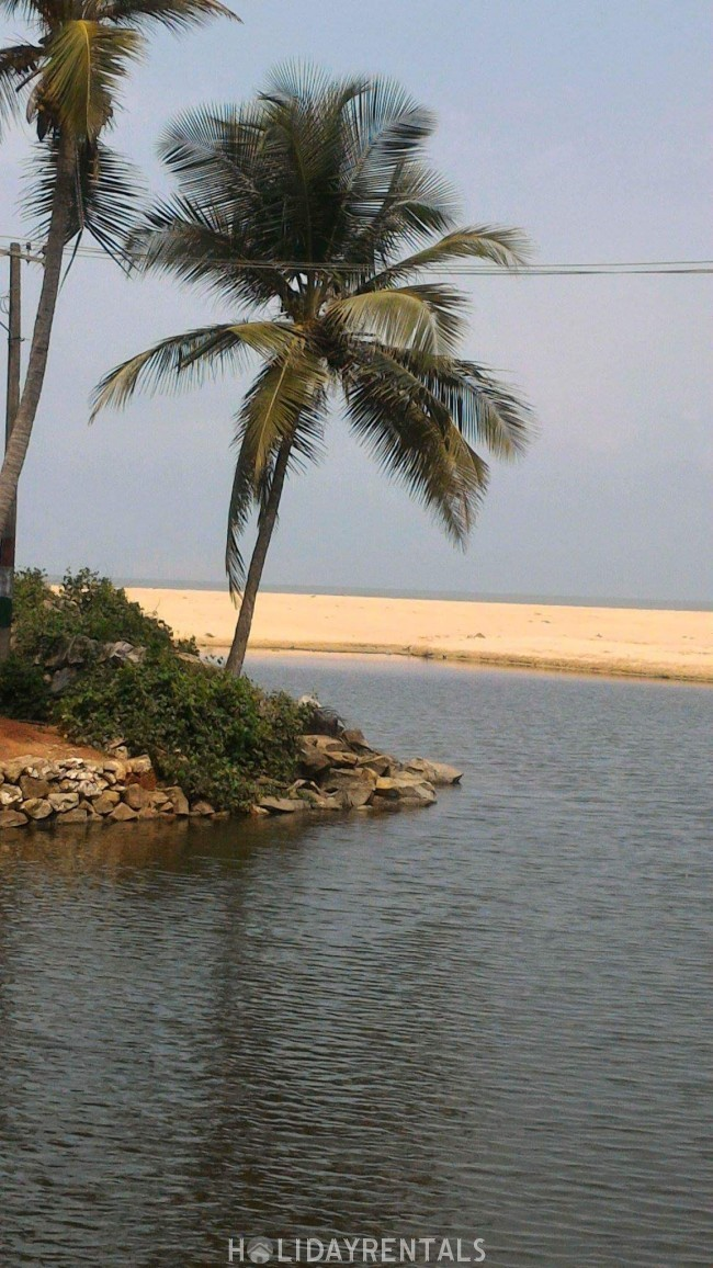 Beach Side Holiday Home, Kannur