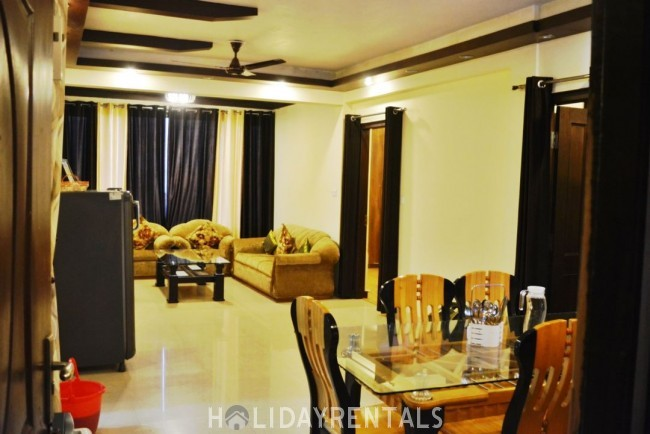 3 Bedroom Apartment, Mussoorie