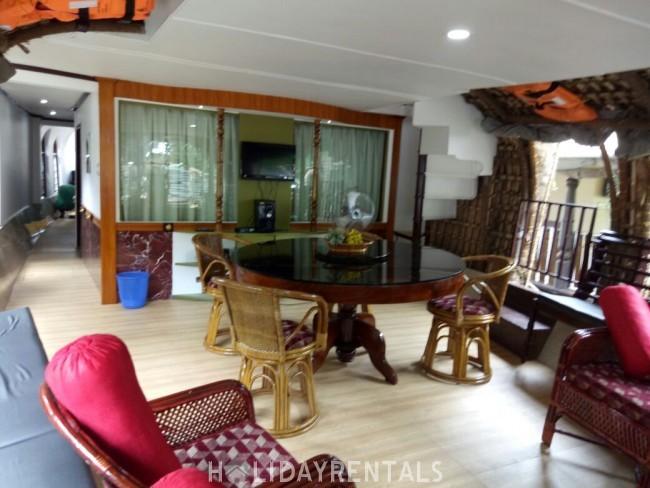 3 Bedroom Upper Deck Houseboat, Alleppey