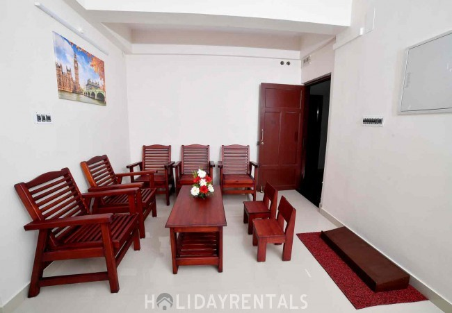Stay Near Trivandrum Airport, Trivandrum