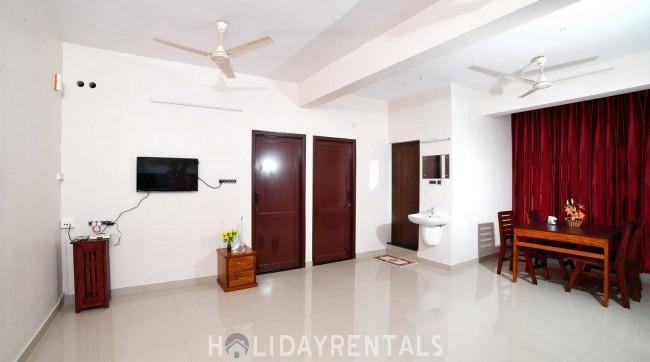 Stay Near Trivandrum Airport, Trivandrum