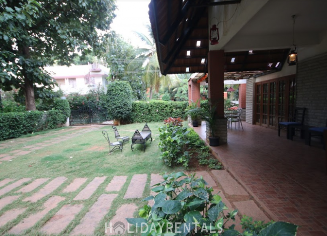 Gaden View Holiday Home, Bangalore