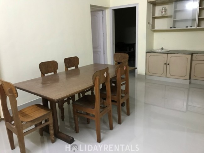 2 And 3 Bedroom Flats, Trivandrum