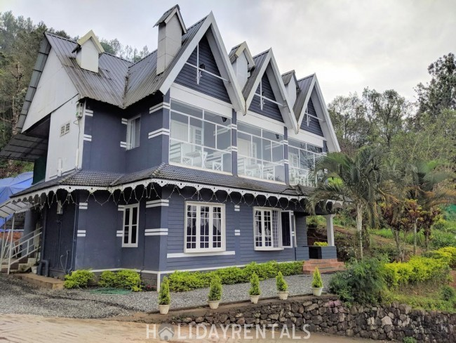 3 Bedroom Cottage, Munnar