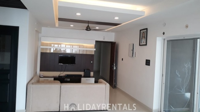 2 Bedroom Flat, Trivandrum