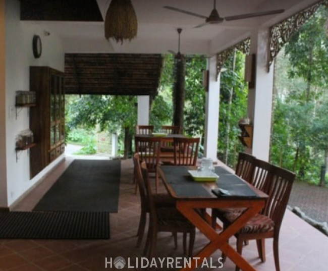Holiday Home in Thekkady, Munnar