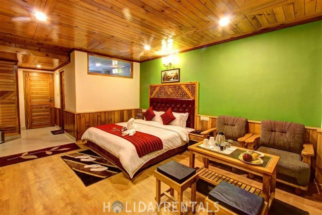 Hill View Stay, Manali